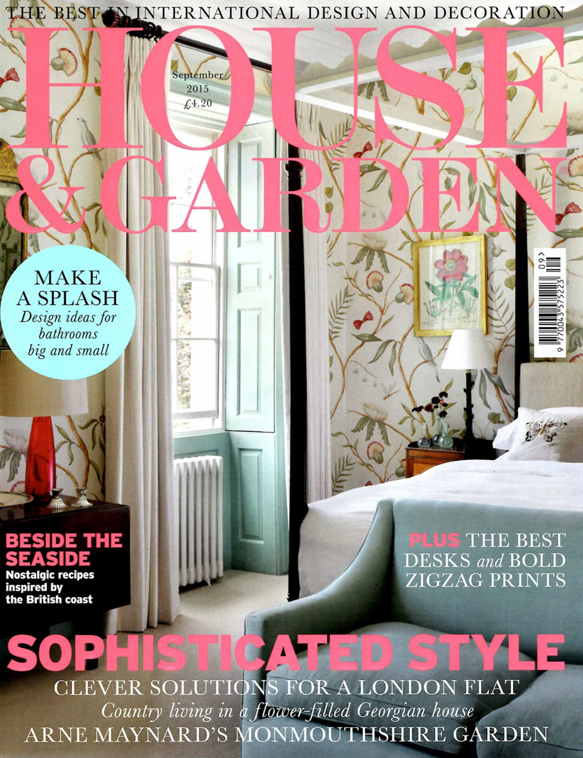 Awesome House and Garden Magazine